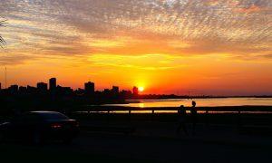 itAsunción - Atardecer En Paraguay