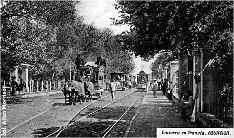 Francisco Morra - Tranvía De La época