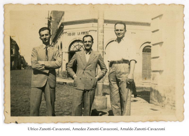 Zanotti Cavazzoni - Amedeo Ulrico Zc