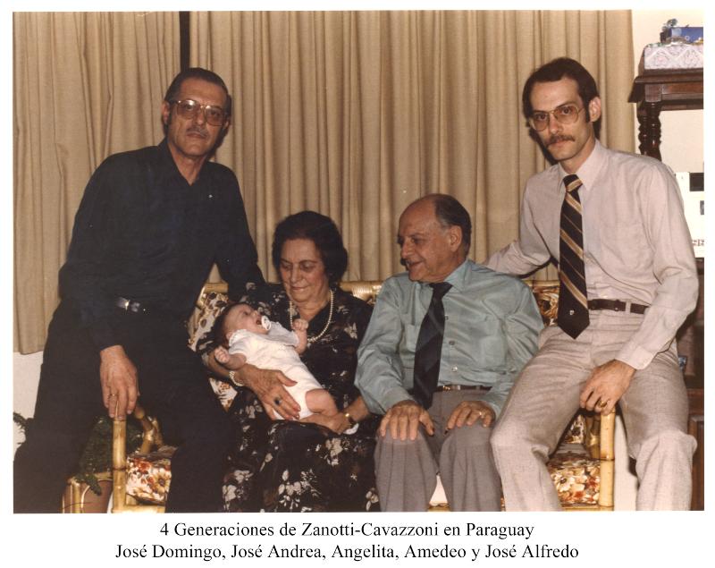 Zanotti Cavazzoni - Nonni Zc