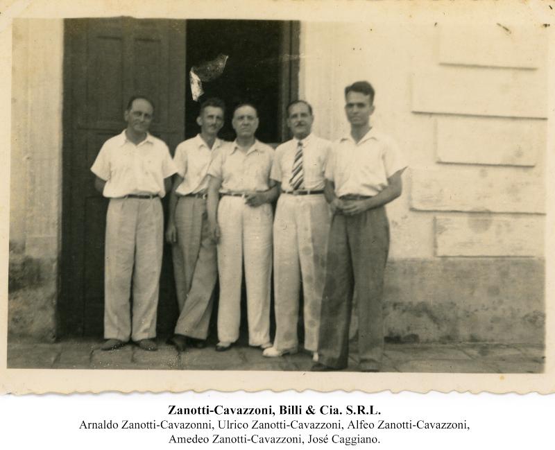 Zanotti Cavazzoni - Billi