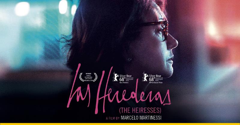 cine paraguayo - Las Herederas afiche