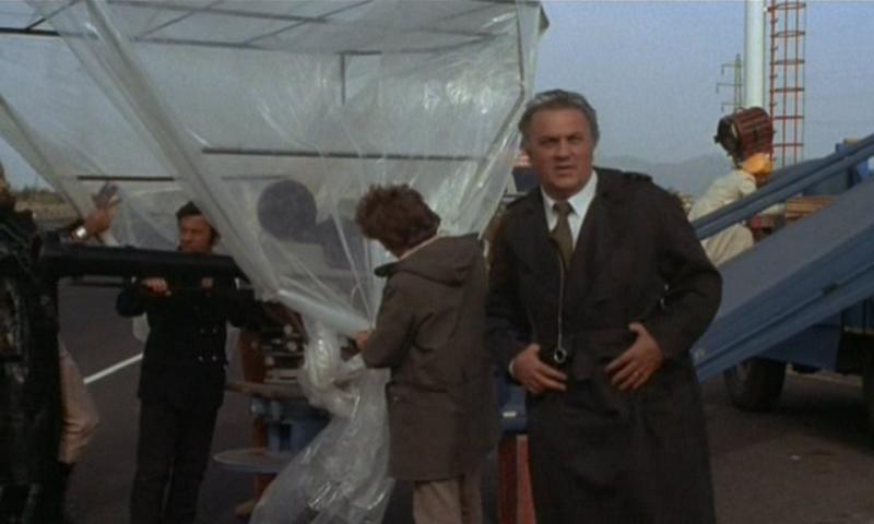 Federico Fellini - Scena Dal Film Roma