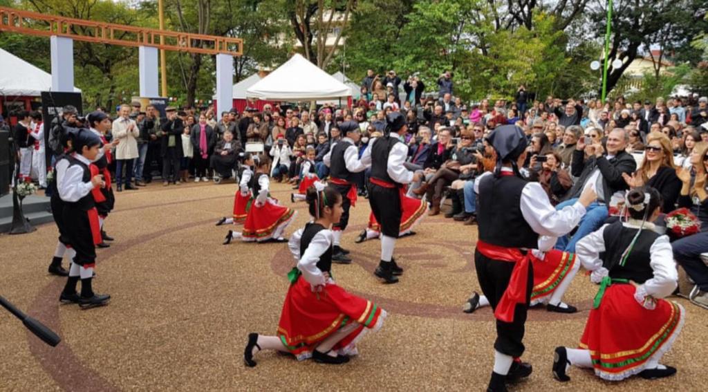 Fiesta Italiana - Baile
