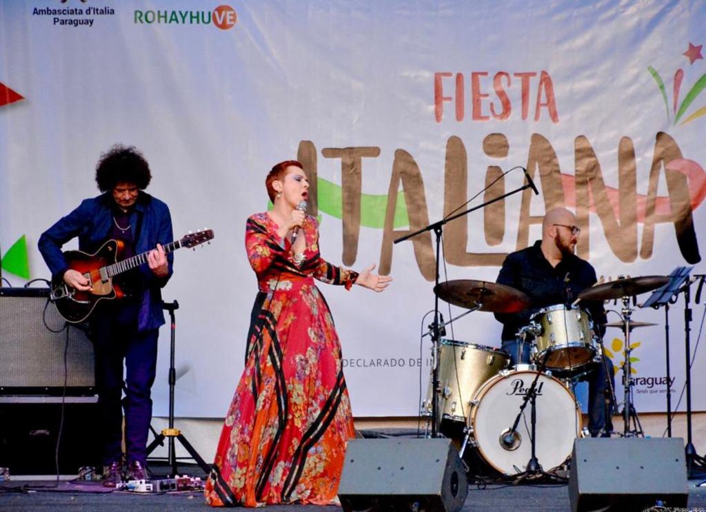 Fiesta Italiana - Mafalda Minozzi Fiesta Italiana