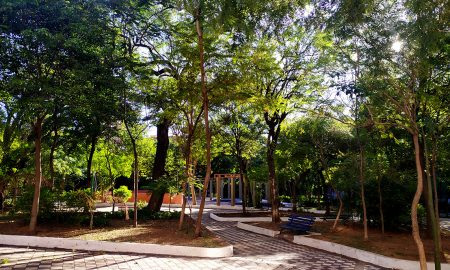 Plaza Italia - Panorama