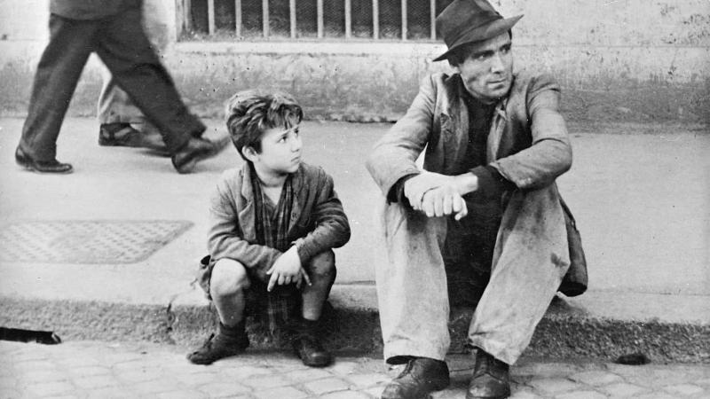 cine italiano - Ladri Di Biciclette