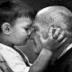 noi siamo - Niño Con Su Abuelo