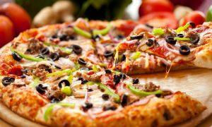 il campionato della pizza - Pizza En Primer Plano