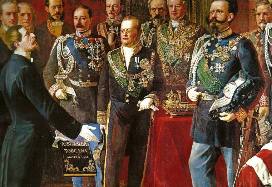 monarquia - Unita Italia Cavour