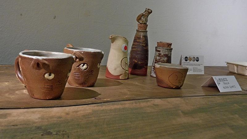 Faenza - Muestra de Trabajos en la Colectiva de Artegatto Artefatto