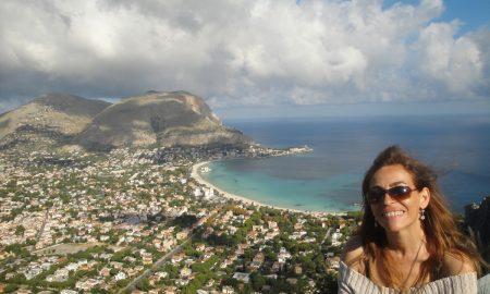 la Sicilia - Ochipinti Ella Y Panorama Sicilia Mar Edit