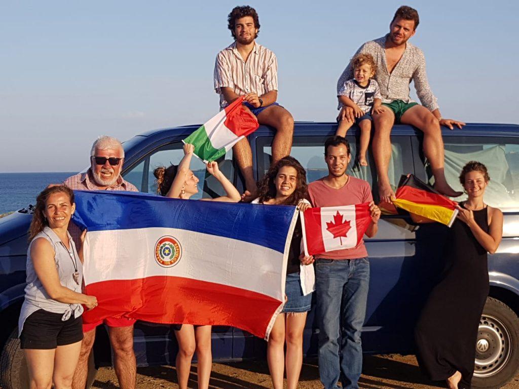 Sicilia - Ochipinti Tour Desde Alemania