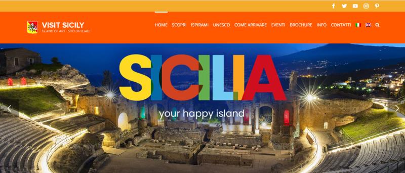 la Sicilia - Regione Sicilia Turismo Edit