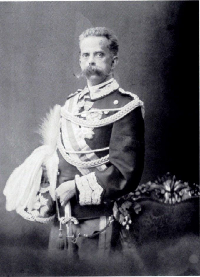 monarquia - Umberto I