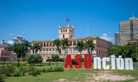 Asunción - Palacio De López