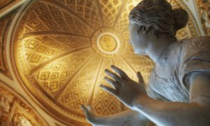 arte - Psiche. Galleria Uffizi