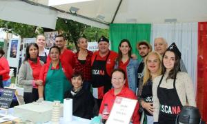 Toscana - Integrantes De La Asociacion Tosana Del Paraguay