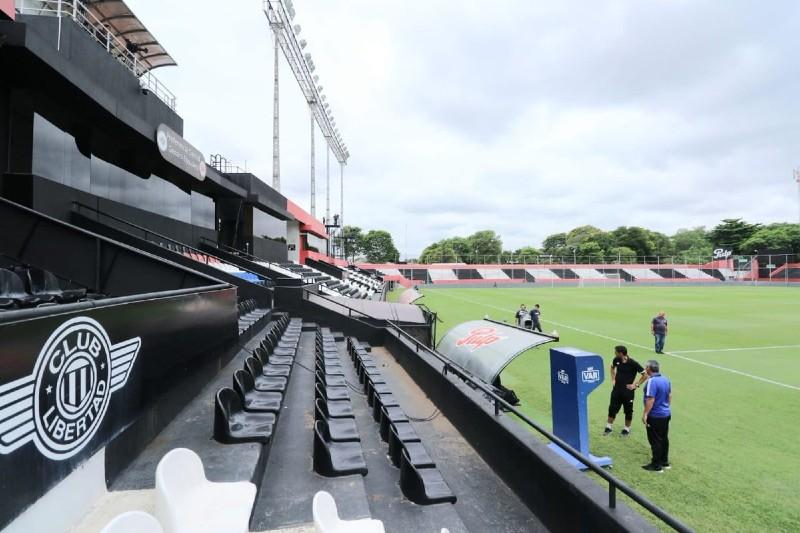 Estadio Nicolas Leoz