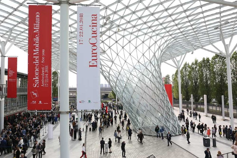 Salone Dil Mobile Milano