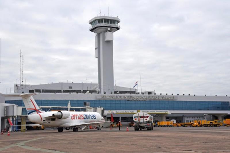 Silvio Pettirossi Aeropuerto Internacional
