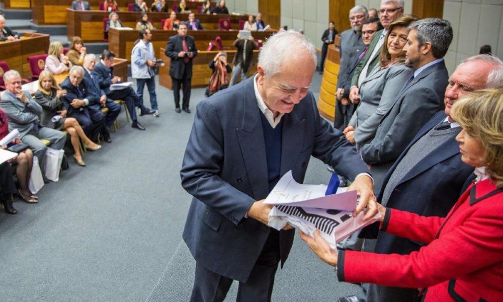 josé zanardini - Distincion Del Congreso