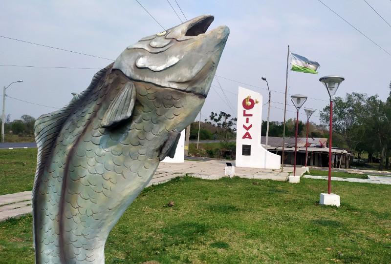 villa oliva - La Corvina Simbolo De La Pesca