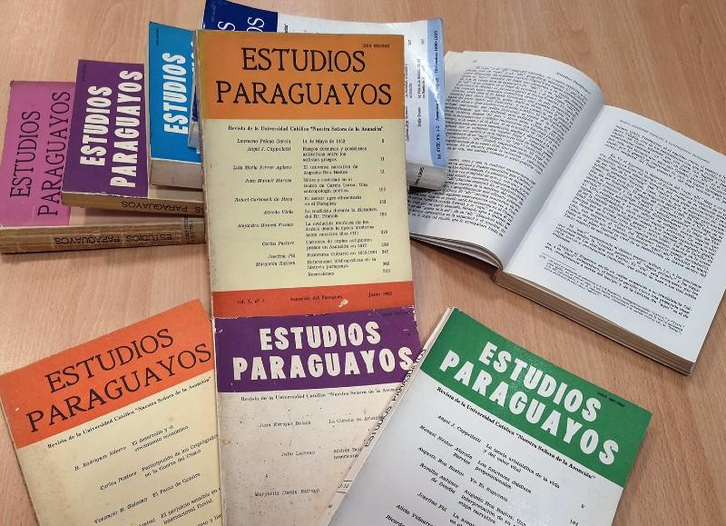 jose zanardini - Revista Estudios Paraguayos