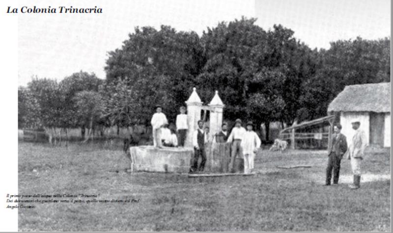 Colonia - Trinacria In Paraguay Buena