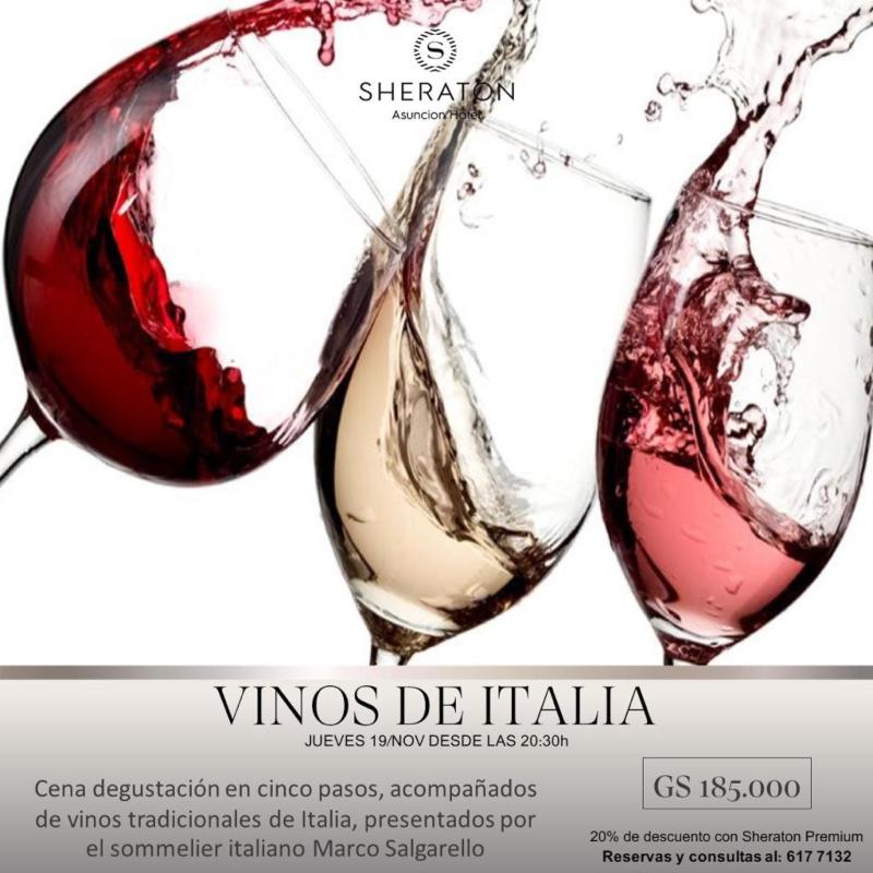 vinos - Evento Chica