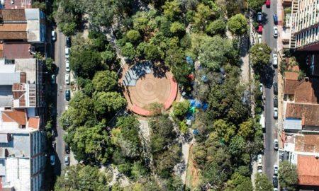 Fotociclo Plaza Italia
