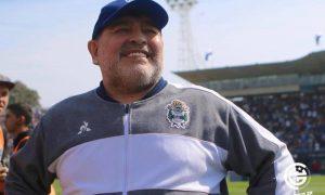 Maradona - En Gimnasia