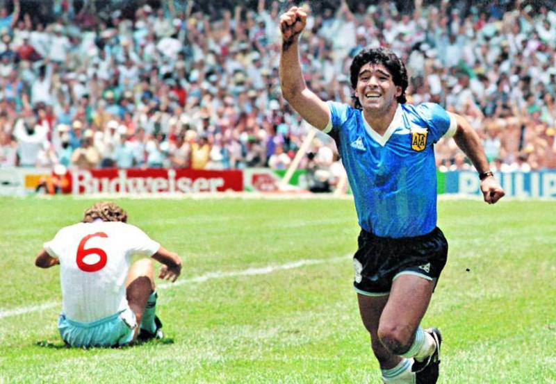 Maradona - Vs England Ok