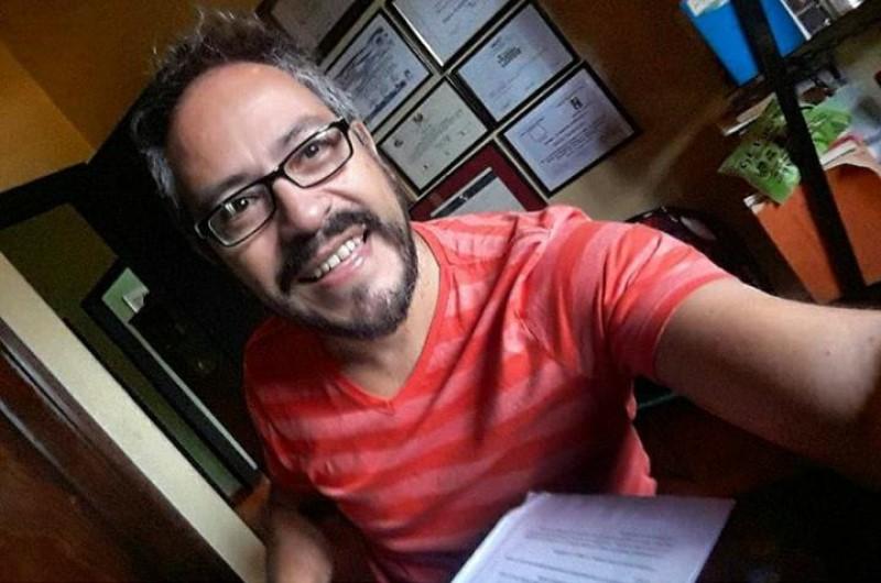 IMA - Director de la EMAD Mario Santander Mareco