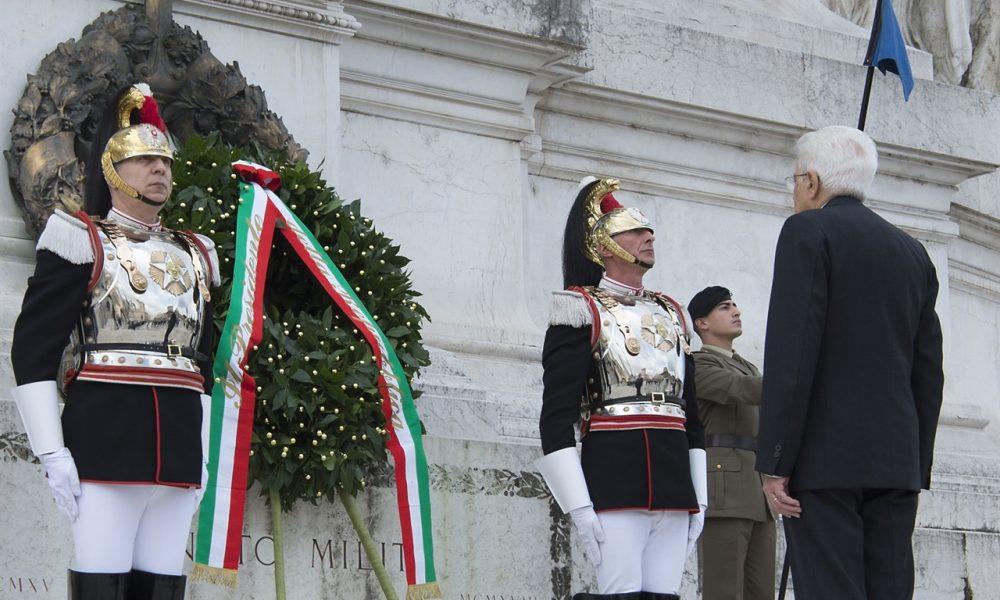 Sergio Mattarella Presidenza