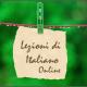 estudiar italiano - Clases Online