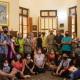 ciudad creativa - Participantes Del Tour Literario