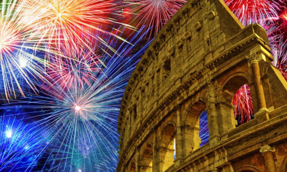año nuevo - Coliseo En Año Nuevo