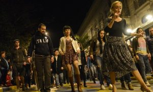 tango - Milonga En La Calle Palma