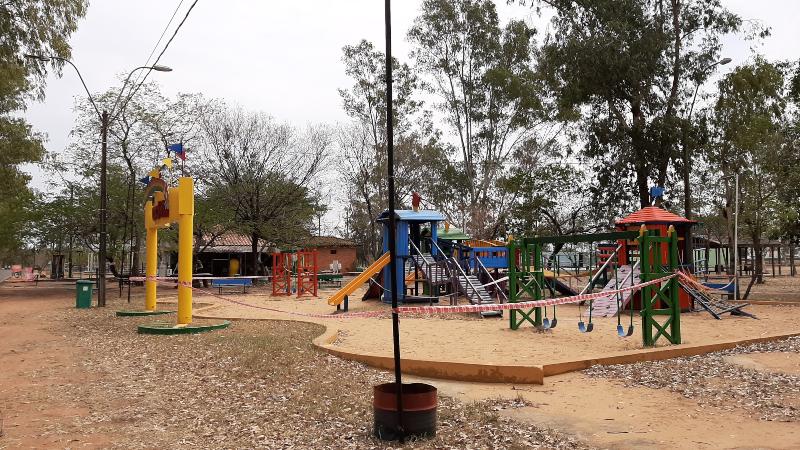 Guasu - Parque Infantil Cerrado
