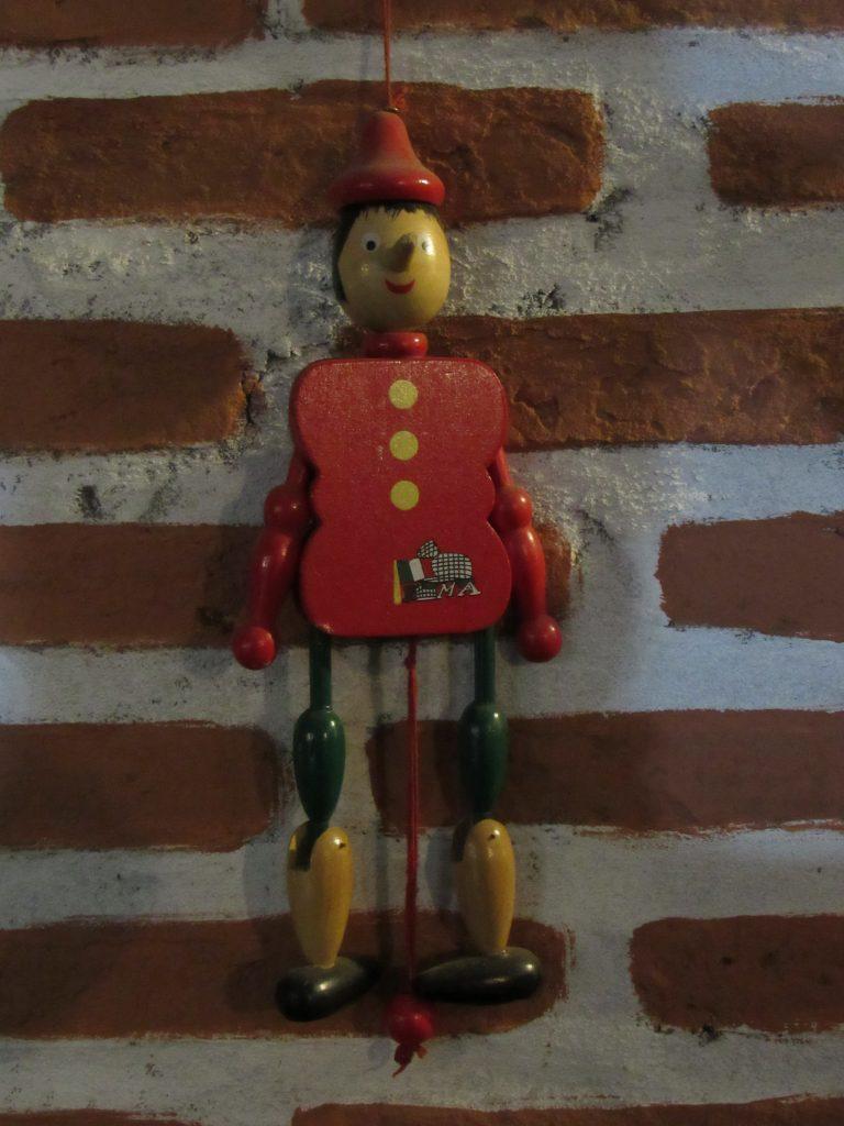 Giardinetto - Pinocchio