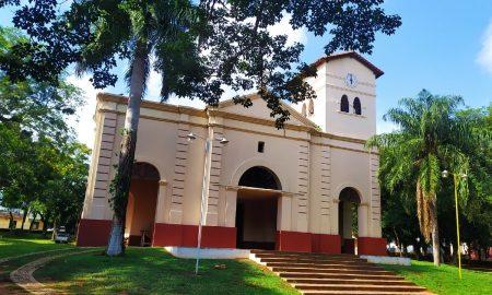 arquitectura de acahay - La Iglesia Es Parte Del Patrimonio Arquitectonico