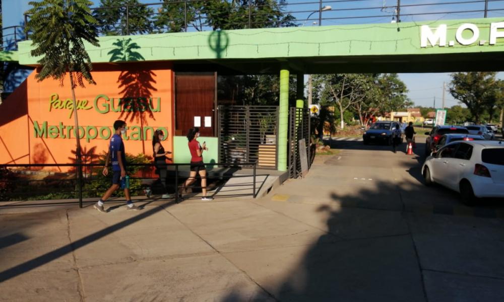 Parque Guasu Metropolitano - Parque Metropolitano
