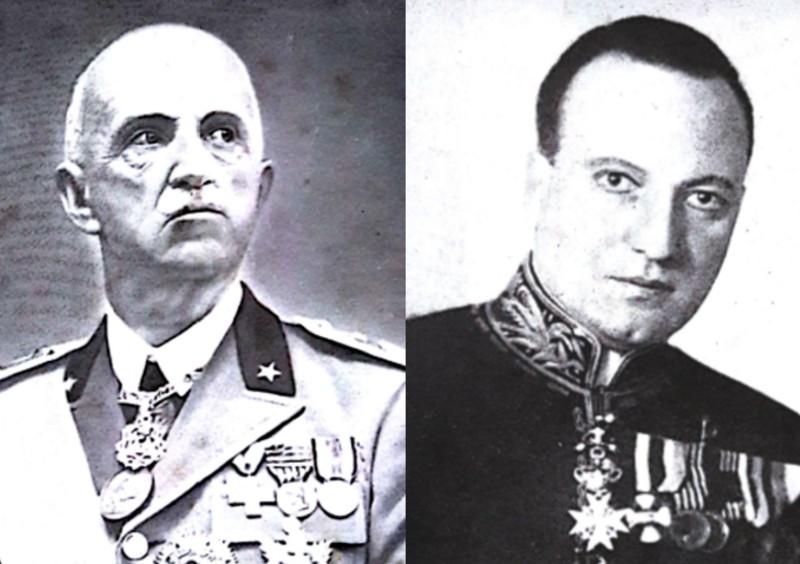 italianos en paraguay - Vittorio Emanuelle E Piero Toni