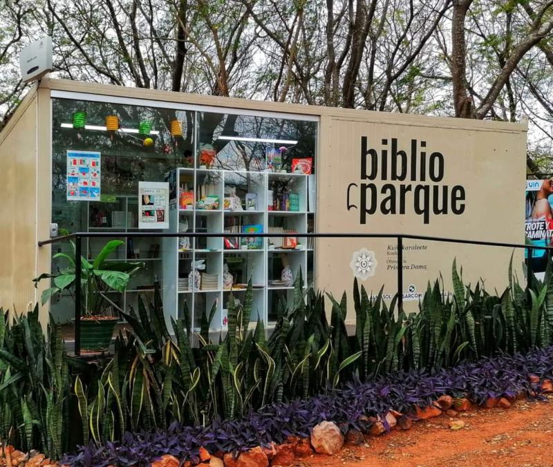 Parque - Biblioparque