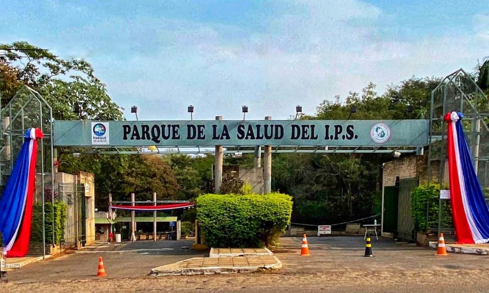 Parque - Portada Pque Salud