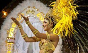 Carnaval - Sambista Encarnacena