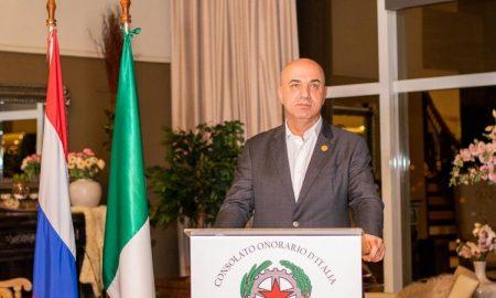 consul - Armando Nasser, Consul Honorario
