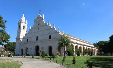 Iglesia Santísima Trinidad - Exterior