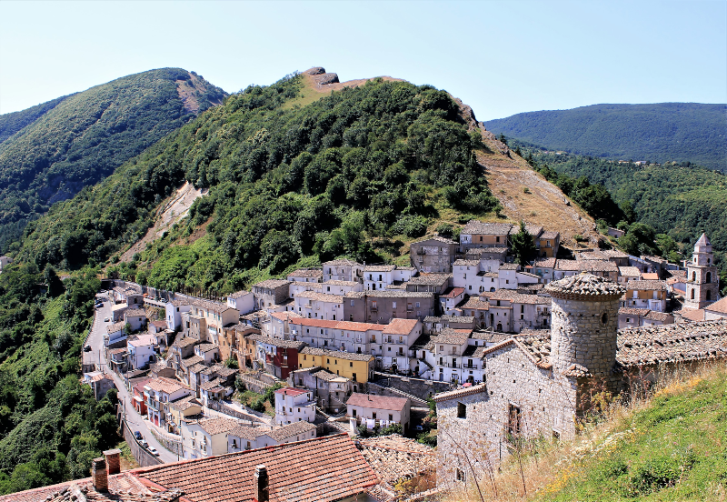 San Giustino - San Fele Vista Dall Alto